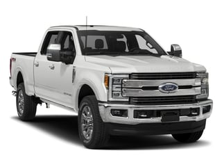 2017 Ford Super Duty F-250 SRW Pictures Super Duty F-250 SRW Crew Cab King Ranch 4WD photos side front view