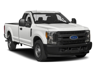 2017 Ford Super Duty F-250 SRW Pictures Super Duty F-250 SRW Regular Cab XL 2WD photos side front view