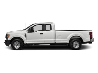 2017 Ford Super Duty F-350 SRW Pictures Super Duty F-350 SRW Supercab XL 4WD photos side view
