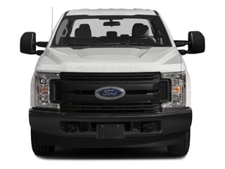 2017 Ford Super Duty F-350 SRW Pictures Super Duty F-350 SRW Supercab XL 4WD photos front view