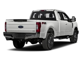 2017 Ford Super Duty F-350 SRW Pictures Super Duty F-350 SRW Supercab Lariat 2WD photos side rear view