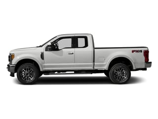 2017 Ford Super Duty F-250 SRW Pictures Super Duty F-250 SRW Supercab Lariat 4WD photos side view