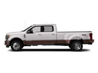 2017 Ford Super Duty F-450 DRW Pictures Super Duty F-450 DRW Crew Cab King Ranch 4WD T-Diesel photos side view