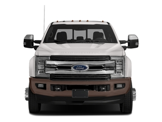 2017 Ford Super Duty F-450 DRW Pictures Super Duty F-450 DRW Crew Cab King Ranch 4WD T-Diesel photos front view