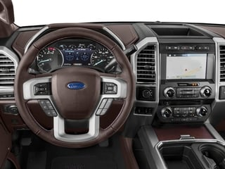 2017 Ford Super Duty F-450 DRW Pictures Super Duty F-450 DRW Crew Cab King Ranch 4WD T-Diesel photos driver's dashboard
