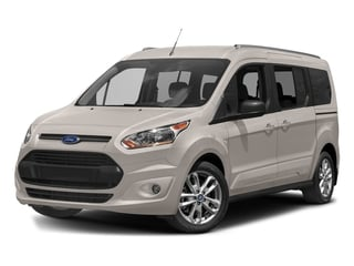 2017 Ford Transit Connect Wagon Pictures Transit Connect Wagon Extended Passenger Van XLT photos side front view
