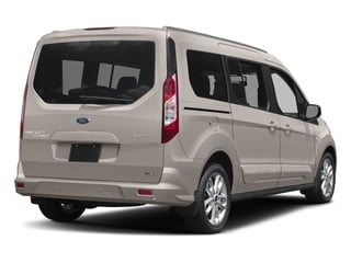 2017 Ford Transit Connect Wagon Pictures Transit Connect Wagon Extended Passenger Van XLT photos side rear view