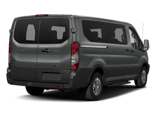 2017 Ford Transit Wagon Pictures Transit Wagon Passenger Van XL Low Roof photos side rear view