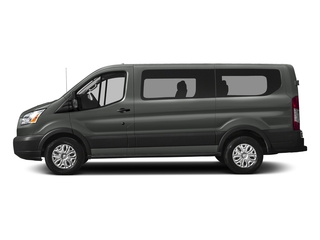 2017 Ford Transit Wagon Pictures Transit Wagon Passenger Van XL Low Roof photos side view