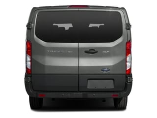 2017 Ford Transit Wagon Pictures Transit Wagon Passenger Van XLT Low Roof photos rear view