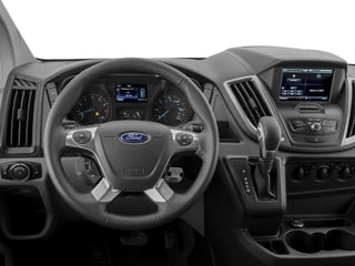 2017 Ford Transit Wagon Pictures Transit Wagon Passenger Van XLT Low Roof photos driver's dashboard