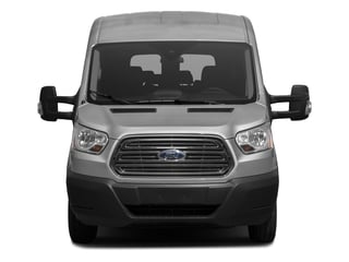 2017 Ford Transit Wagon Pictures Transit Wagon Passenger Van XL Medium Roof photos front view