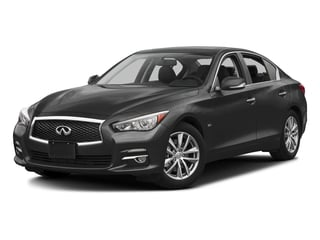 2017 INFINITI Q50 Pictures Q50 3.0t Signature Edition AWD photos side front view