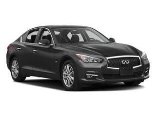 2017 INFINITI Q50 Pictures Q50 Sedan 4D 2.0T AWD I4 Turbo photos side front view