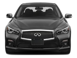 2017 INFINITI Q50 Pictures Q50 Sedan 4D 3.0T Red Sport V6 Turbo photos front view