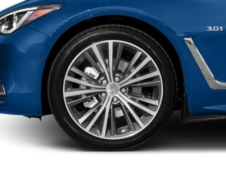 2017 INFINITI Q60 Pictures Q60 Coupe 2D 2.0T Premium AWD photos wheel