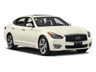 2017 INFINITI Q70L Pictures Q70L Sedan 4D LWB AWD V6 photos side front view