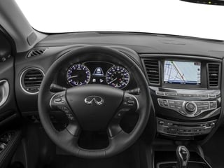 2017 INFINITI QX60 Pictures QX60 Utility 4D 2WD V6 photos driver's dashboard