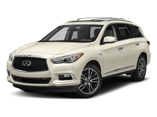 2017 INFINITI QX60 Hybrid Pictures QX60 Hybrid Utility 4D Hybrid 2WD I4 photos side front view