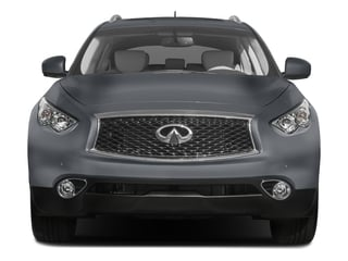 2017 INFINITI QX70 Pictures QX70 RWD photos front view