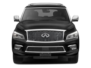 2017 INFINITI QX80 Pictures QX80 Utility 4D Limited AWD V8 photos front view
