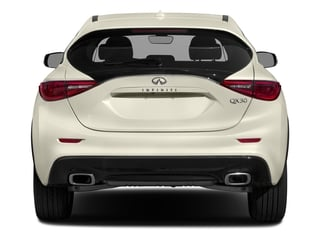 2017 INFINITI QX30 Pictures QX30 Utility 4D Sport 2WD photos rear view
