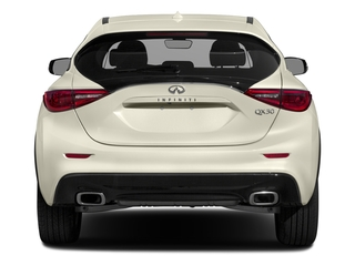 2017 INFINITI QX30 Pictures QX30 FWD photos rear view