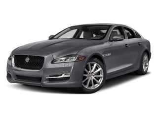 2017 Jaguar XJ Pictures XJ Sedan 4D V8 Supercharged photos side front view