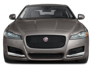 2017 Jaguar XF Pictures XF Sedan 4D 35t Premium AWD V6 Sprchrd photos front view