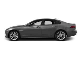 2017 Jaguar XF Pictures XF Sedan 4D 35t R-Sport V6 Supercharged photos side view