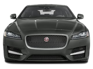 2017 Jaguar XF Pictures XF Sedan 4D 35t R-Sport V6 Supercharged photos front view
