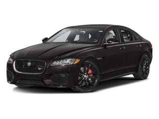 2017 Jaguar XF Pictures XF Sedan 4D 35t AWD V6 photos side front view