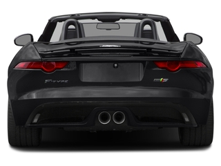 2017 Jaguar F-TYPE Pictures F-TYPE Convertible 2D S AWD V6 photos rear view