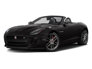 2017 Jaguar F-TYPE Pictures F-TYPE Convertible 2D R AWD V8 photos side front view