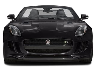 2017 Jaguar F-TYPE Pictures F-TYPE Convertible 2D R AWD V8 photos front view