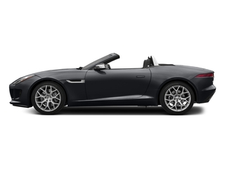 2017 Jaguar F-TYPE Pictures F-TYPE Convertible 2D V6 photos side view