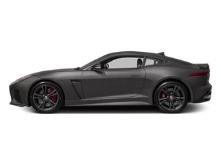 2017 Jaguar F-TYPE Pictures F-TYPE Coupe 2D SVR AWD V8 photos side view