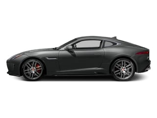 2017 Jaguar F-TYPE Pictures F-TYPE Coupe 2D R AWD V8 photos side view