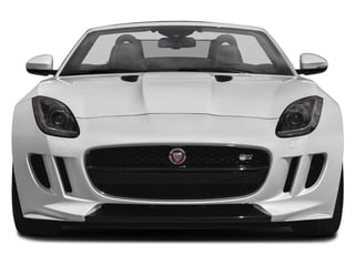 2017 Jaguar F-TYPE Pictures F-TYPE Conv 2D S British Design Edition AWD photos front view