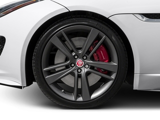 2017 Jaguar F-TYPE Pictures F-TYPE Conv 2D S British Design Edition AWD photos wheel