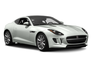 2017 Jaguar F-TYPE Pictures F-TYPE Coupe 2D V6 photos side front view