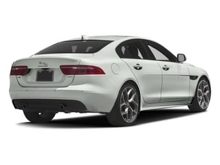 2017 Jaguar XE Pictures XE Sedan 4D 25t I4 Turbo photos side rear view