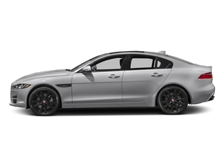 2017 Jaguar XE Pictures XE Sedan 4D 25t Premium I4 Turbo photos side view