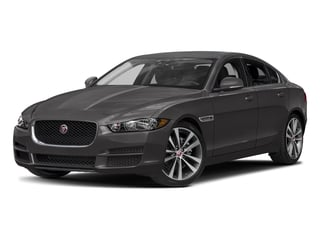 2017 Jaguar XE Pictures XE Sedan 4D 20d AWD I4 T-Diesel photos side front view