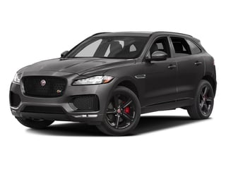 2017 Jaguar F-PACE Pictures F-PACE Utility 4D S AWD V6 photos side front view