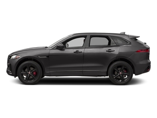 2017 Jaguar F-PACE Pictures F-PACE Utility 4D S AWD V6 photos side view