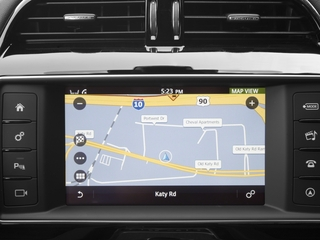 2017 Jaguar F-PACE Pictures F-PACE Utility 4D First Edition AWD V6 photos navigation system