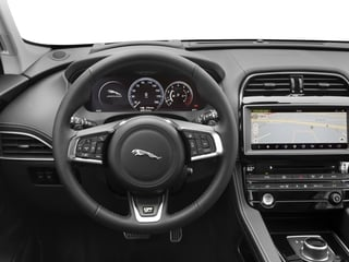 2017 Jaguar F-PACE Pictures F-PACE Utility 4D 35t R-Sport AWD V6 photos driver's dashboard