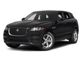 2017 Jaguar F-PACE Pictures F-PACE 35t Premium AWD photos side front view