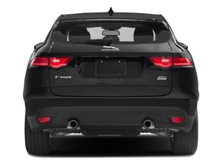 2017 Jaguar F-PACE Pictures F-PACE 35t Premium AWD photos rear view